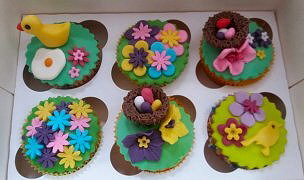 workshop cupcakes versieren Friesland